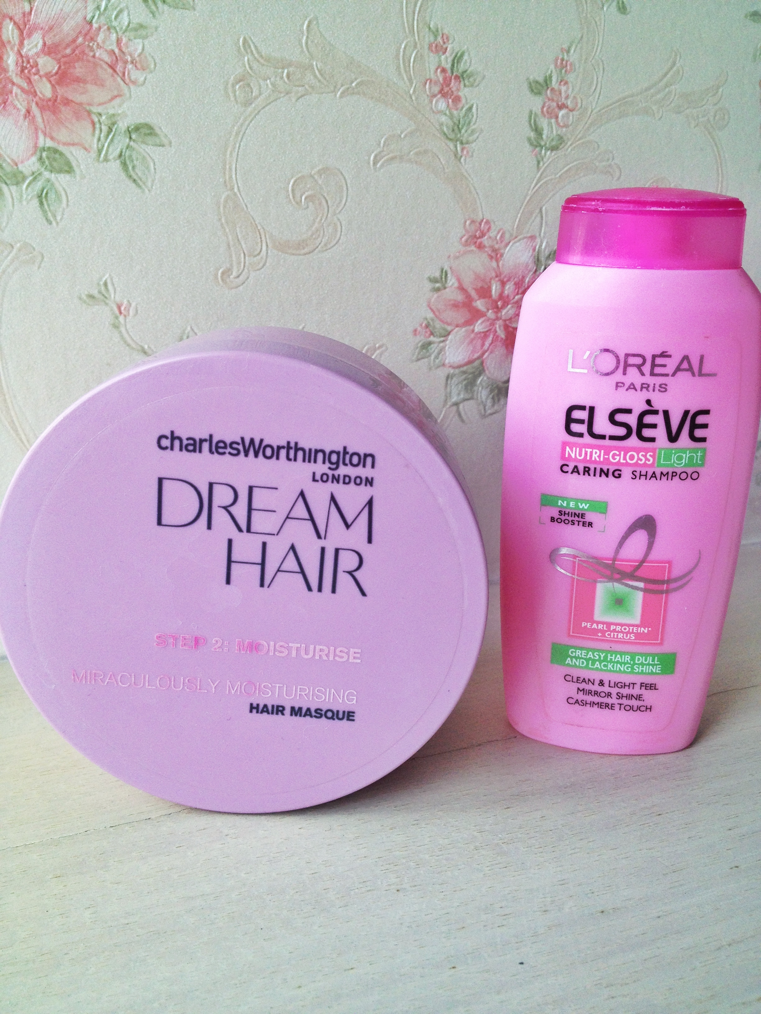 Hair All I Ever Wanted Ellips Vitamin Smooth Ampamp Shiny Sachet 6 Capsule 4 Charles Worthington Dream Masque